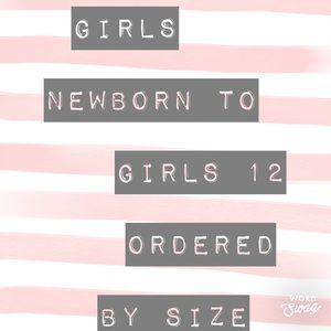 Little Princesses NB- Big Girl 12